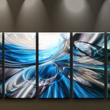 Contemporary Artwork by Matthew's Art Gallery