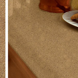 Silestone Mythology Series: Beige Olimpo - Available in polished and leather