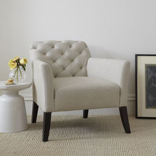 contemporary chairs by West Elm
