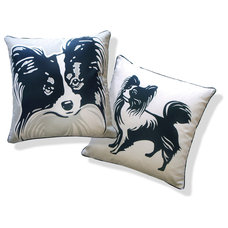 Eclectic Decorative Pillows by Naked Decor