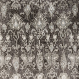 "Surya - Surya Gemini GMN-4001 (Charcoal, Grey) 3'3"" x 5'3"" Rug - This Hand Tufted rug would make a great addition to any room in the house. The plush feel and durability of this rug will make it a must for your home. Free Shipping - Quick Delivery - Satisfaction Guaranteed"