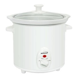 Brentwood SC-135W 3 qt. Slow Cooker - About Brentwood Appliances, Inc.With a product line spanning from coffee makers and can openers to Dutch ovens, sauce pans, and more, Brentwood Appliances, Inc. proudly offers an excellent selection of small appliances and cookware. Committed to keeping customers satisfied, Brentwood Appliances focuses on providing best-quality, best-priced products and top-notch customer service.