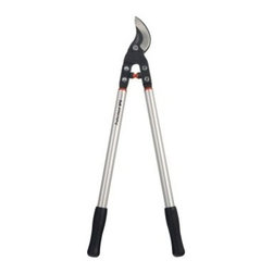 "Sandvik-Bahco Tools Inc. - Aluminum Bypass Lopper - Size: 2 in.This lightweight aluminum bypass lopper is designed with special long-reaching 32-inch handles to be particularly effective when cutting soft wood. Cuts branches up to 2"" dia. 32"" L."