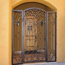 Contemporary Outdoor Products by First Impression Security Doors