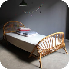 Contemporary Beds by Atelier Du Petit Parc