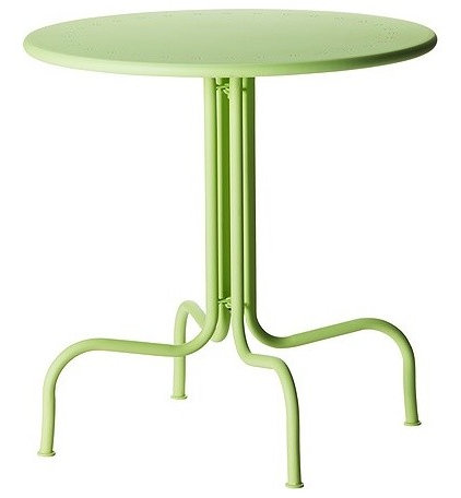 modern outdoor tables by IKEA