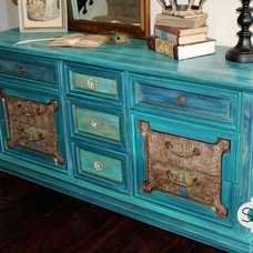 Eclectic Buffets And Sideboards by SSC Interiors