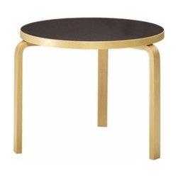 Artek - Artek   Table 90B - Design by Alvar Aalto, 1935.