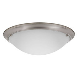 "Progress Lighting - Progress Lighting P3482 Eclipse 4 Light 27.375""W Flush Mount Ceiling Fixture - Features:"