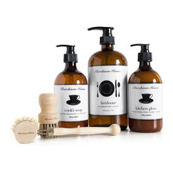Murchison-Hume - Home Chef Set, Australian White Grapefruit - We love our Home Cook Heroes. They warm our hearts, fill our tummies and make a house a home. Celebrate your favorite Chef with gorgeous products that make cleaning up a breeze.
