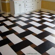 Contemporary Floor Tiles by Globus Cork