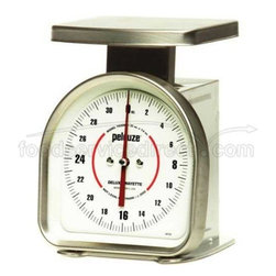 PELOUZE - 32OZ MECHANICAL SCALE 6/CASE - CAT: Smallwares & Equipment Scales Mechanical