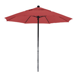 California Umbrella - 7.5 Foot Olefin Fabric Fiberglass Frame Pulley Lift Patio Market Umbrella - California Umbrella, Inc. has been producing high quality patio umbrellas and frames for over 50-year . The California Umbrella trademark is immediately recognized for its standard in engineering and innovation among all brands in the United States. As a leader in the industry, they strive to provide you with products and service that will satisfy even the most demanding consumers.
