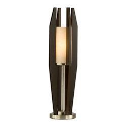 Nova Lighting - Nova Lighting 1010201 Silo Table Lamp - Nova Lighting 1010201 Silo Table Lamp
