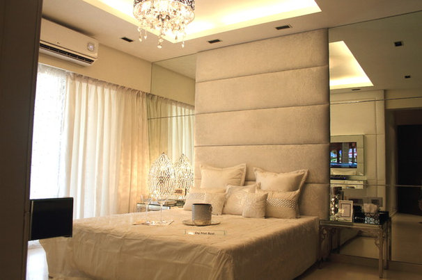 Contemporary Bedroom by SHAHEN MISTRY ARCHITECTS