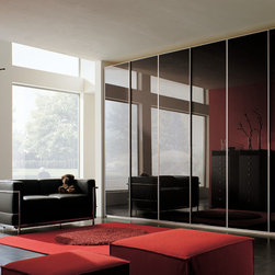 Modern wardrobes - armoires - Italian furniture - Modern walk-in closets bedroom closets - Italian furniture. To get more information about this product please call Momentoitalia by CGS Group Inc  at 212 366 1777 or visit www.momentoitalia.com