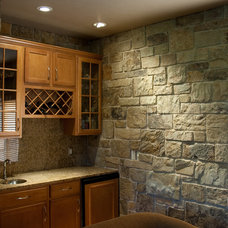 Eclectic Home Decor by Natural Stone Veneers International, Inc.