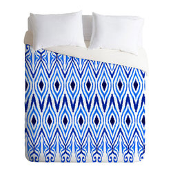 Ocean Tides Duvet Cover - Tuck in at night with the fade-resistant Ocean Tides Duvet Cover. This warm and cozy duvet cover is made to order with a six-color dye process and will be an amazing visual centerpiece for your bedroom.