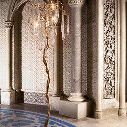 Aqua Floor Lamp - Visit website for more details