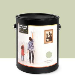 Imperial Paints - Interior Semi-Gloss Trim & Furniture Paint, Pure Zen - Overview: