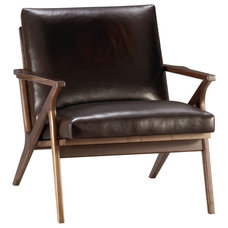 contemporary armchairs by Crate&Barrel