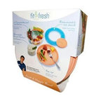 Fit And Fresh Fruit And Veggie Bowl - 1 Bowl - MEDport Fit and Fresh Fruit and Veggie Bowl Description: