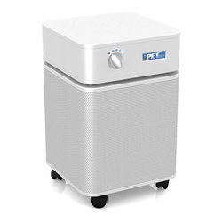 Austin Air - Austin Air Pet Machine, White - The  Austin Air Pet Machine Air Purifier with HEPA Technology. Perfect for Pet Owners,  The Pet Machine uses HEPA technology to trap airborne dust and dander. While the Special carbon blend  helps reduce pet odors that linger in the air.