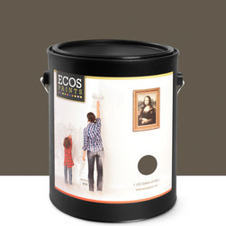 Imperial Paints - Eggshell Wall Paint, Gallon Can, Voyage - Overview: