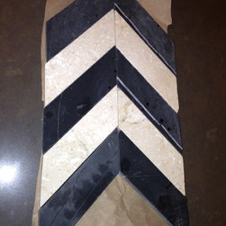 Marble Inlay - Royal Stone & Tile Waterjet inlay designs
