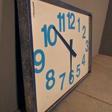 Traditional Clocks by RedinFred