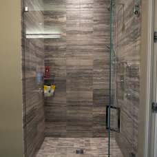 Contemporary Showers by Mirage Mirror & Glass