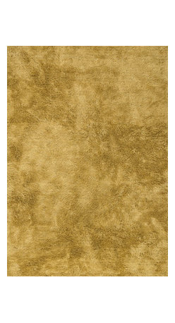 """Loloi Rugs - Loloi Rugs Garden Shag Collection - Daffodil, 3'-6"""" x 5'-6"""" - Introducing one of our most inventive collections; the first-ever indoor/outdoor shag. Hand woven in India of 100% polyester, Garden Shag offers the same softness and textural appeal of our other shag collections, except this yarn is treated to withstand all of mother nature's elements including sunshine, rain, and dirt. And because the look is so versatile, Garden Shag looks equally at home as an easy-to-clean rug in the dining room or sunroom as it does outdoors."""