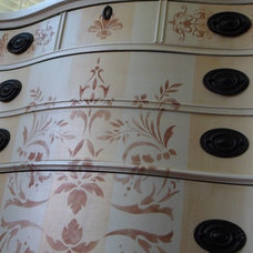Dressers Chests And Bedroom Armoires by Painting the Town, Inc.