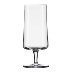 Schott Zwiesel Tritan Basic Beer Small Pilsner Stem Glasses - Set of 6 - There's a reason the happy people in vintage ads are always drinking from Pilsner glasses, and now you can see why with the Schott Zwiesel Tritan Basic Beer Small Pilsner Stem Glasses - Set of 6. The durable beauty of the scratch-resistant, clear glass is the perfect complement to any occasion. Dishwasher-safe for easy care.About Fortessa, Inc.You have Fortessa, Inc. to thank for the crossover of professional tableware to the consumer market. No longer is classic, high-quality tableware the sole domain of fancy restaurants only. By utilizing cutting edge technology to pioneer advanced compositions as well as reinventing traditional bone china, Fortessa has paved the way to dominance in the global tableware industry.Founded in 1993 as the Great American Trading Company, Inc., the company expanded its offerings to include dinnerware, flatware, glassware, and tabletop accessories, becoming a total table operation. In 2000, the company consolidated its offerings under the Fortessa name. With main headquarters in Sterling, Virginia, Fortessa also operates internationally, and can be found wherever fine dining is appreciated. Make sure your home is one of those places by exploring Fortessa's innovative collections.
