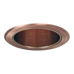 """Nora Lighting - Nora NT-5014 5"""" Airtight Cone Reflector Trim, Nt-5014co - 5"""" Airtight Cone Reflector Trim"""