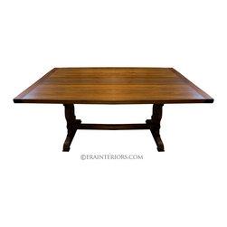 ERA Interiors - French Renaissance Dining Table - ERA Interiors