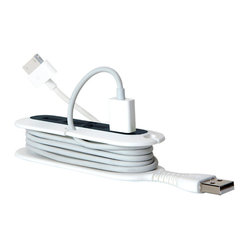 Quirky - Contort Flexible USB Hub - Quirky's Contort Flexible USB Hub offers cord management. Its flexible rubber body houses 4 USB ports to ensure maximum usage and storing ability.