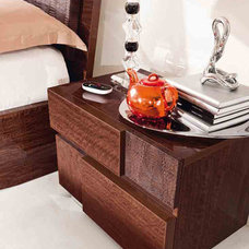 modern nightstands and bedside tables by Dexter Sykes