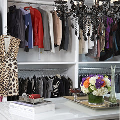 modern  by Lisa Adams, LA Closet Design