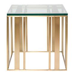Vanguard Furniture - Vanguard Furniture Wallace Side Table P219E - Vanguard Furniture Wallace Side Table P219E