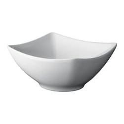 MYNDIG Bowl - Bowl, white
