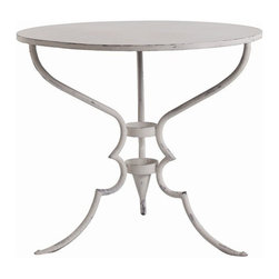 Arteriors - Arteriors Home - Toulouse Painted Iron Side Table - Arteriors Home - Toulouse Painted Iron Side Table - DR2037