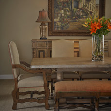 Contemporary Dining Room by Lorts Manufacturing