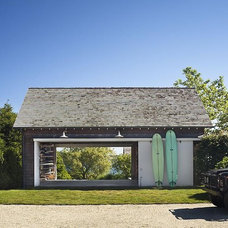 Eclectic Exterior by Grounded