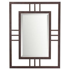 Contemporary Mirrors by HomeLighting.com