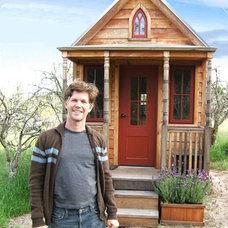 Rustic  by Tumbleweed Tiny House Company