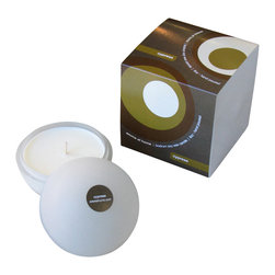 Emma at Home - Cypress Candle - Have you ever crossed the Golden Gate Bridge and entered into Marin County? Roll down the windows and the fragrance of cypress and eucalyptus trees makes every breath feel clean and rejuvenating. Pick up this candle to emulate that same evocative scent at home.