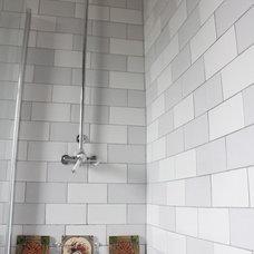 Traditional Bathroom by Inspiritdeco