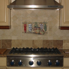 Traditional Kitchen by Flooring Creations