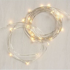 Contemporary Holiday Lighting by Crate&Barrel